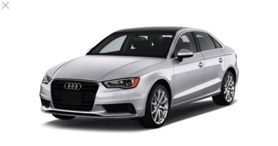 Audi A3 (8V) 2012->