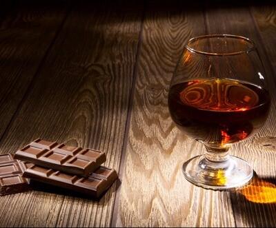 Brandy & Chocolate Gelato * 2 Litre