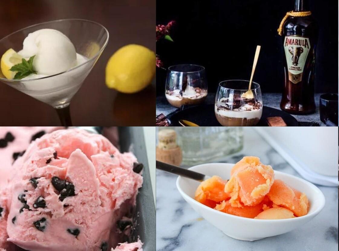 Alcohol Ice Cream * 1 Litre