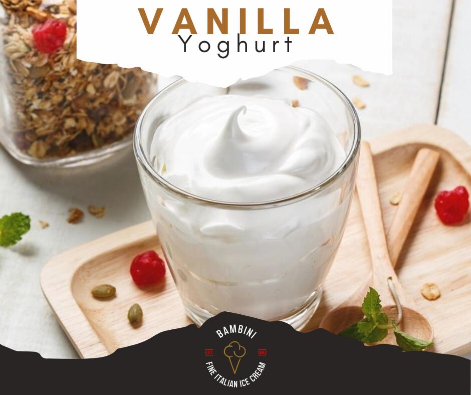 Frozen Yoghurts *5 Litre