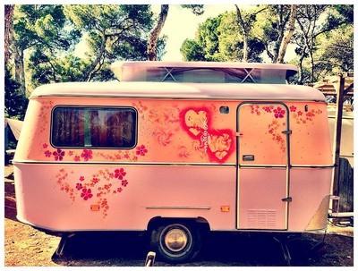Bring your own caravan or camper