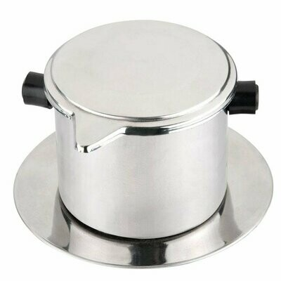 Single-Serve Stainless Steel Vietnamese Coffee Press / Filter