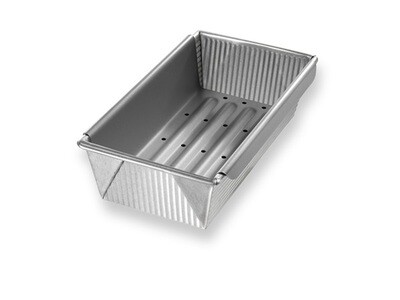 USA Pan® Aluminized Steel Meat Loaf Pan with Insert