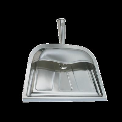 Range Kleen™ Silver Hooded Dust Pan