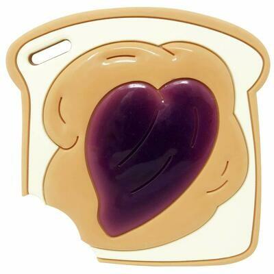 Silli Chews PB & J Sandwich Teether