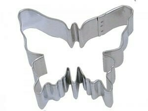 Butterfly Cookie Cutter 3.25
