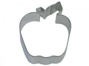 Apple Cookie Cutter 4.5