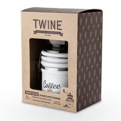 Twine™ Ceramic Coffee Grinder with 8 oz. Jar