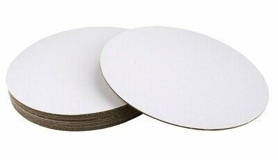 Round Disposable Cardboard 8