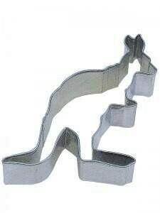Aussie Kangaroo Cookie Cutter 3.25