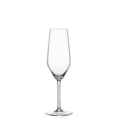 Spiegelau Style 8.5 oz. Champagne Flute Set of 4