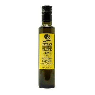 Lemon Infused Olive Oil Blend by TX Hill Country Olive Oil Co.