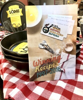 Lodge Winning Recipes from the 20th Anniversary National Cornbread Festival