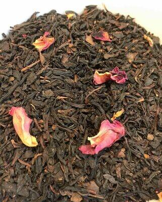 Decaf Raspberry Loose Leaf Tea