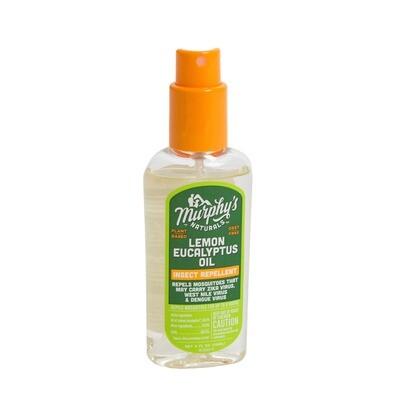 Murphy's Naturals Lemon Eucalyptus Oil Insect Repellent Spray - 4 fl. oz.