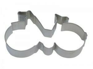 Bicycle Cookie Cutter 5.5