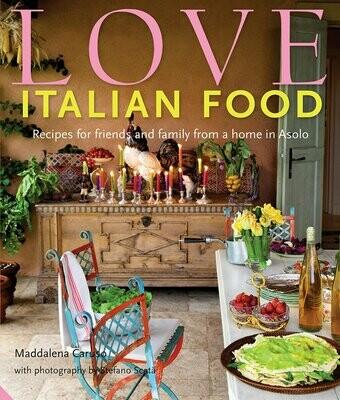 Love Italian Food Cookbook