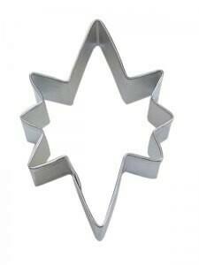 Bethlehem Star Cookie Cutter 3.5