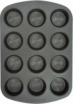 Taste of Home™ 12-Cup Non-Stick Muffin Pan