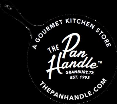 The Pan Handle™️ Signature Logo Magnet