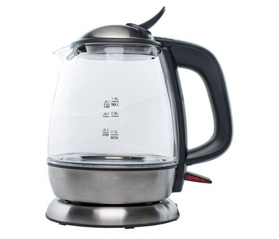 Cordless Electric Kettle - 1 Liter