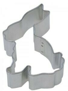 Bunny Cookie Cutter 3.25