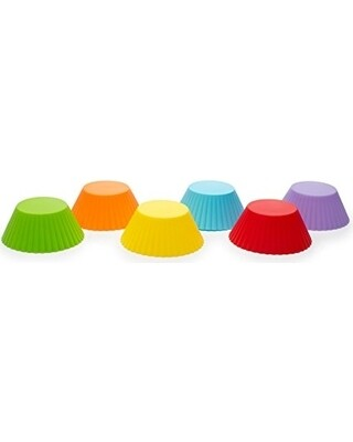 Silicone Bake Cup Set of 12