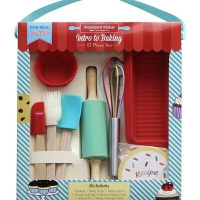 Handstand Kitchen® Intro-To-Baking Children's Baking Set