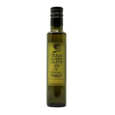 Garlic Infused Olive Oil Blend by TX Hill Country Olive Oil Co.