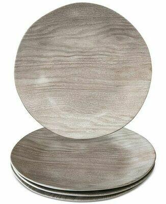 Tarhong French Oak Melamine Dinner Plate