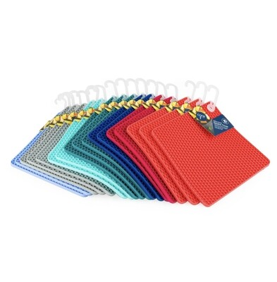 Core Home™ Silicone Square Trivet - Assorted Colors