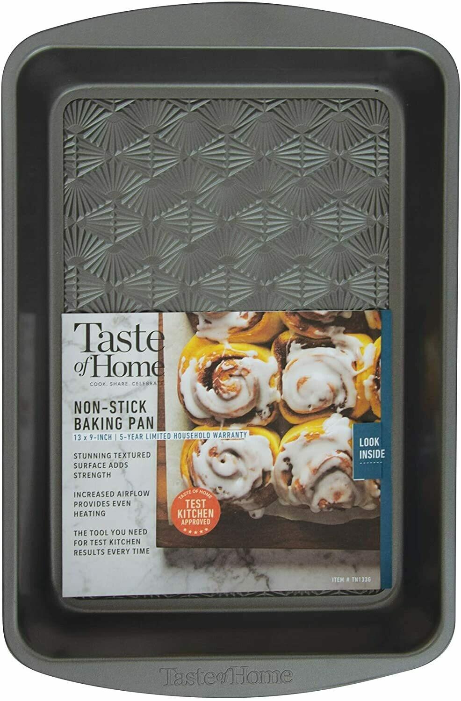 """Taste of Home™ 9""""x13"""" Non-Stick Roasting & Baking Pan"""