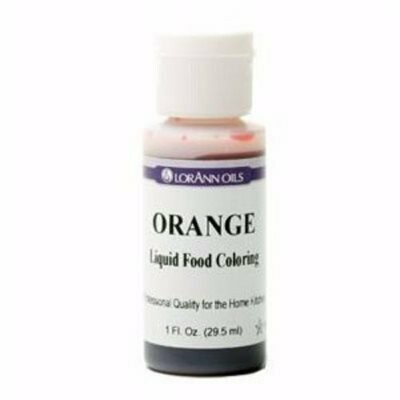LorAnn Oils® Orange Liquid Food Coloring
