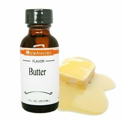 Lorann Oils® Super-Strength Butter Flavoring