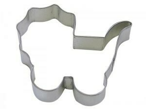 """Baby Carriage / Stroller Cookie Cutter 4"""""""