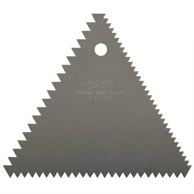 Ateco® Triangular Decorating Comb