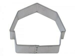 Barn Cookie Cutter 3.25