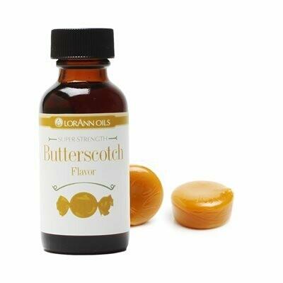 Lorann Oils® Super-Strength Butterscotch Flavoring