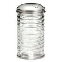 12 oz. Beehive Glass Sugar Dispenser