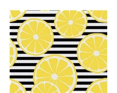 The Euroscrubby® Lemons Multi-Purpose Dishcloth