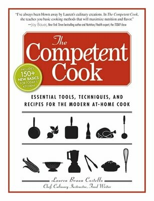 The Competent Cook Cookbook