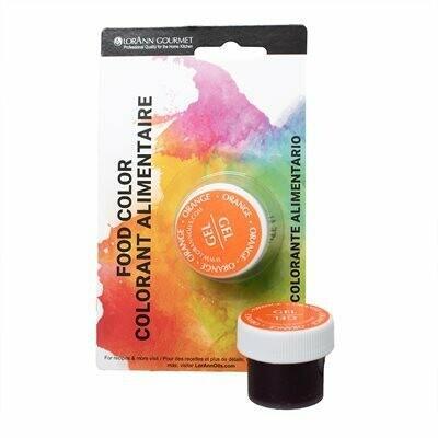 LorAnn Oils® Orange Gel Food Coloring