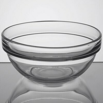 12 oz. Glass Ingredient Bowl