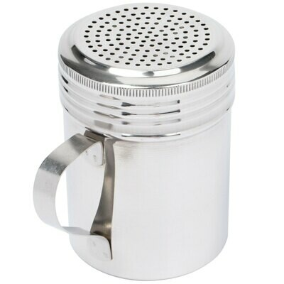 10 oz. Stainless Steel Shaker with Handle