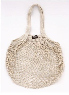 Zefiro® Beige French Market Bag