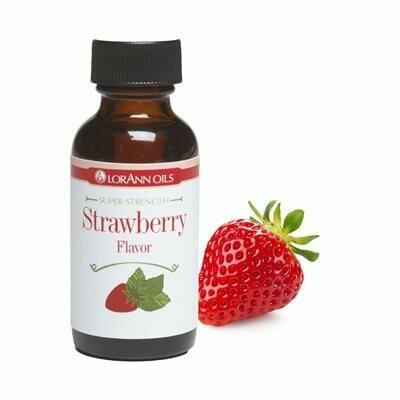 Lorann Oils® Super-Strength Strawberry Flavoring