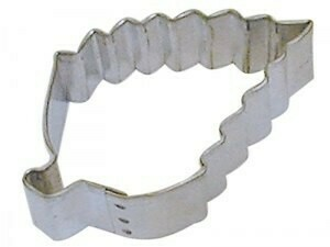 Aspen Leaf Cookie Cutter 3.25