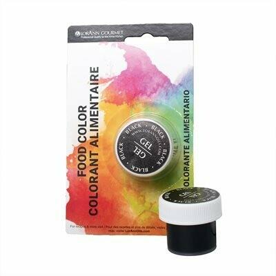LorAnn Oils® Black Gel Food Coloring