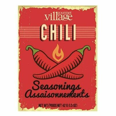 Gourmet Du Village Retro Chili Seasoning