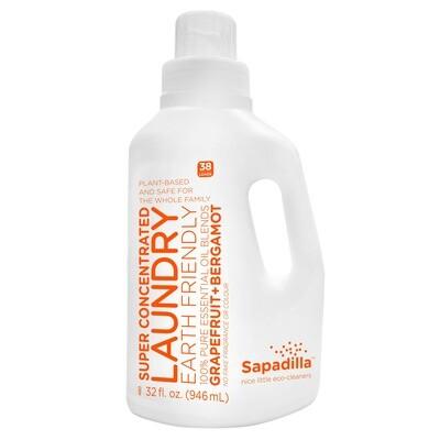 Sapadilla™ Eco Grapefruit + Bergamot Laundry Detergent